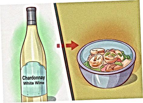 Weißwein mit Essen kombinieren