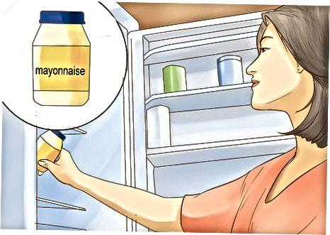 Конзервирање зачина у фрижидеру