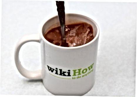 Undirbúningur Basic Hot Milo