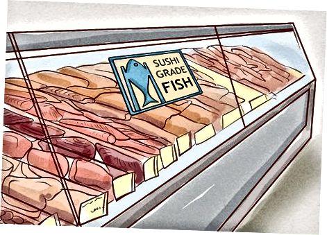Одабир рибе и сушија
