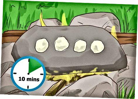 Bërja e Bukës Parahistorike me Miell Cattail