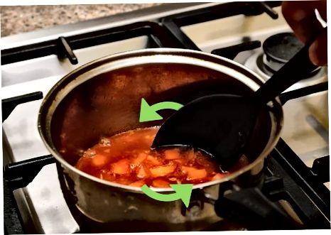 Uporaba drugih ostankov za pripravo zelenjavne juhe
