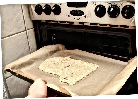 Baking av kanelkrydde kjeks
