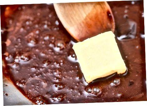 Asosiy 2-ingredientli shokolad sousini tayyorlash