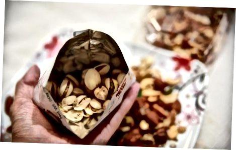 Køb og opbevaring af nødder
