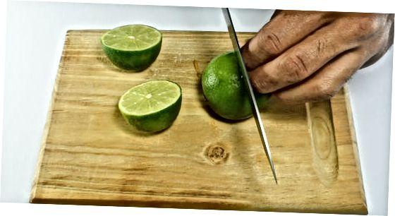 Limon Doldurma qarışdırılır