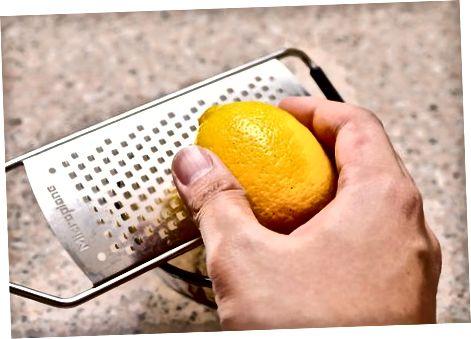 Metode tre: Krydder med fersk sitronpepper