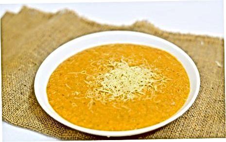 Пуи супа од сочива