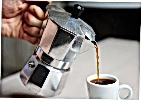 Espressoni boshqa usullar bilan qilish