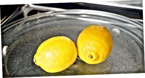 Velge og lagre sitroner
