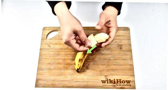 Bananni tashlash