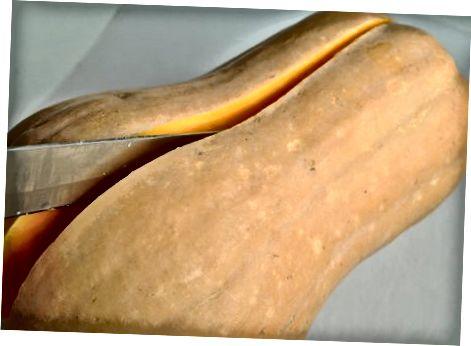 Печење тиквица у рерни