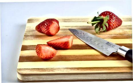 Pripravite jagode