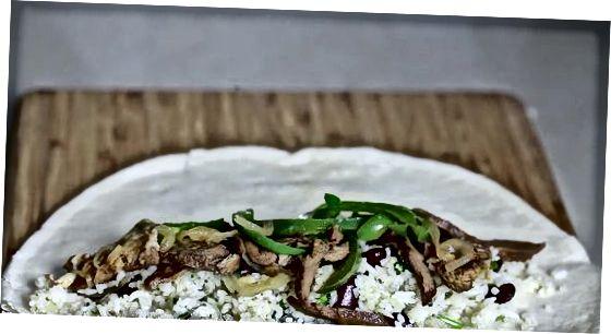 Rúllaðu stóru Burrito