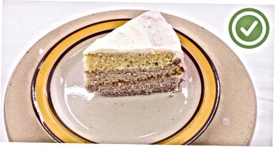 کیک یخ زده