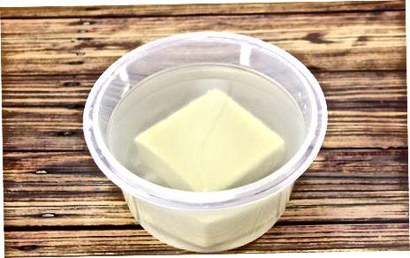 Захоўванне сыру ў кантэйнеры