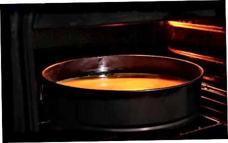 Rõnga sisestamine küpsetamise ajal