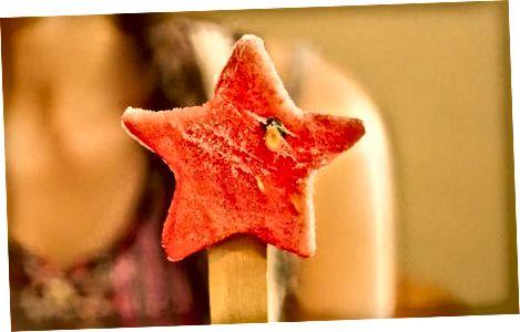 Pasirodo arbūzo žvaigždė