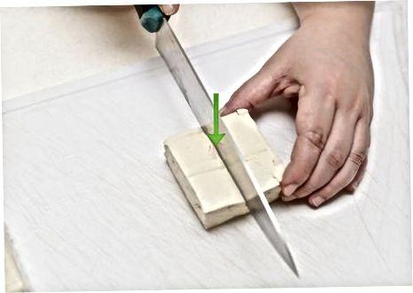 Tofu tayyorlash