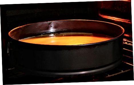 Rõnga sisestamine pärast küpsetamist