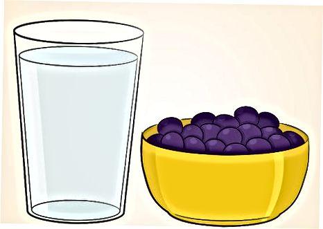 Shtimi i rrushit në vakt dhe ushqime