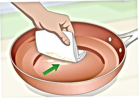 Зачините свој пан на штедњаку