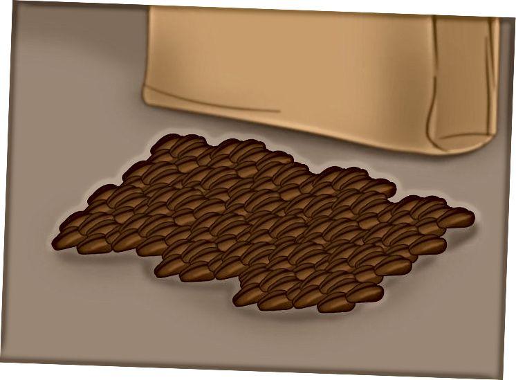 مرحله 1: لوبیا های عالی را تهیه کنید