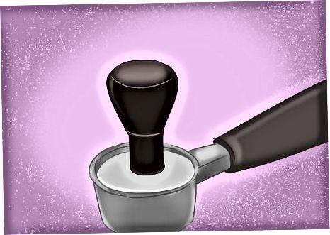 Корак 4: Уситните пасуљ од еспресса