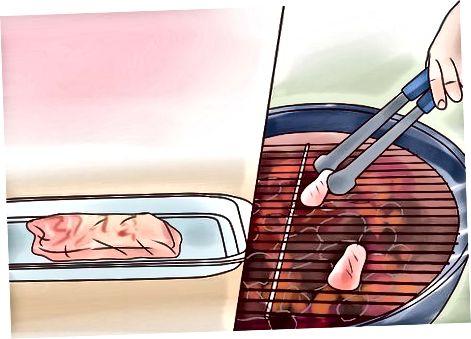 Практикуйте безпечні методи грилі