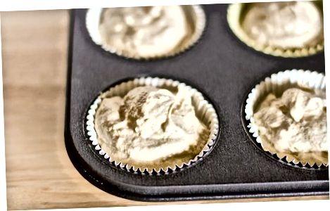 Fazendo os Cupcakes