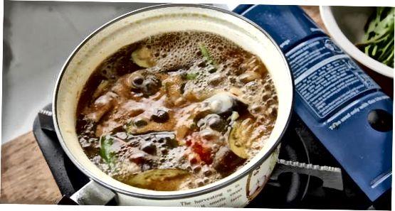 Sampalok Mix aralashmasidan pishirish