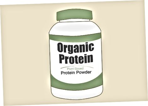 Pridanie proteínového prášku