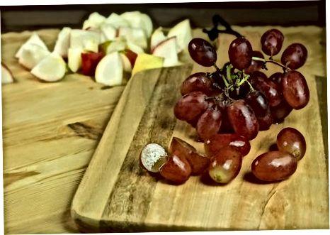 Sallatë frutash me krem