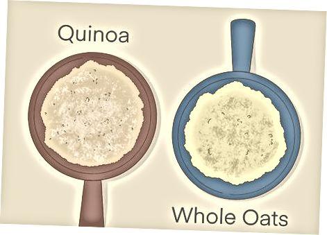 Вибір здорового рослинного білка
