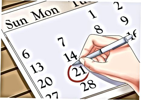 Planificació de l'esdeveniment