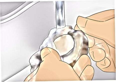 Abalone liha puhastamine