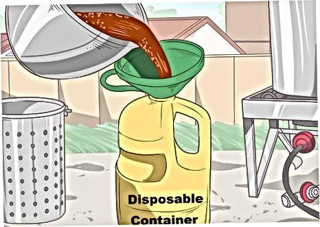 तेल साफ करना