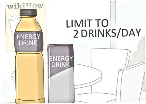 Verantwortungsbewusster Umgang mit Energy Drinks
