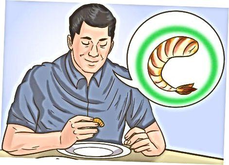 Ngrënia e kokosit të karkalecave