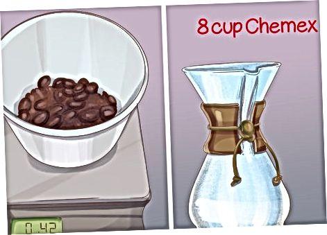Pirja e kafes së shëndetshme