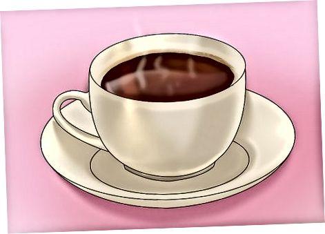 Ruajtja e zakoneve të shëndetshme të pirjes së kafesë