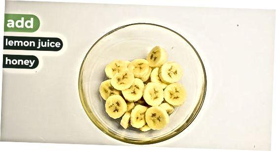 Bananlarni mikroto'lqinli qilish