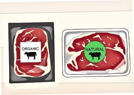 Kvaliteetse liha valimine