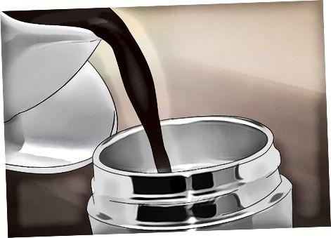 Регулировка заваривания кофе