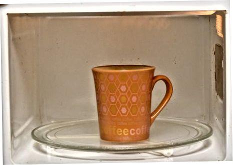 Mikroto'lqinli pechda kofe keki tayyorlash
