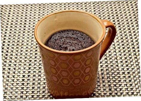 Mikroto'lqinli pechda Brownie shokoladli krujka tayyorlash