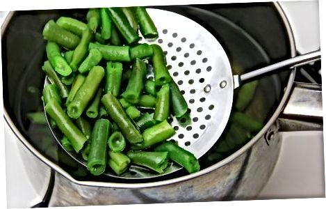 Daržovių paruošimas