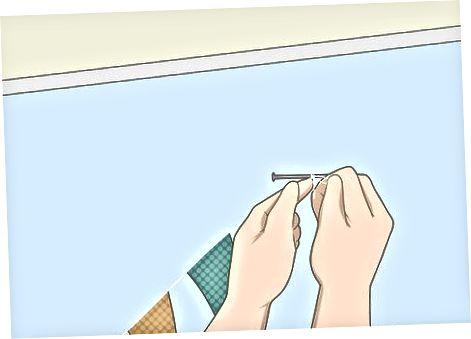 Përdorimi i thonjve ose kunjat e shtytjes