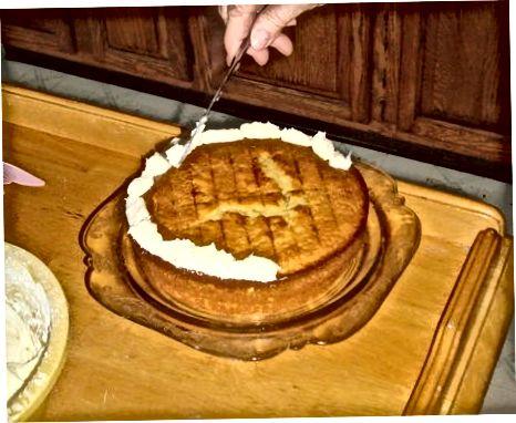 Kek va sariyog 'tayyorlash