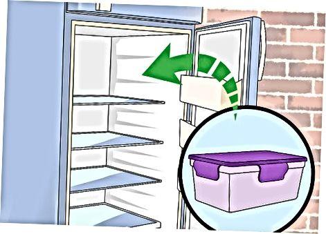 Чување јастога у фрижидеру